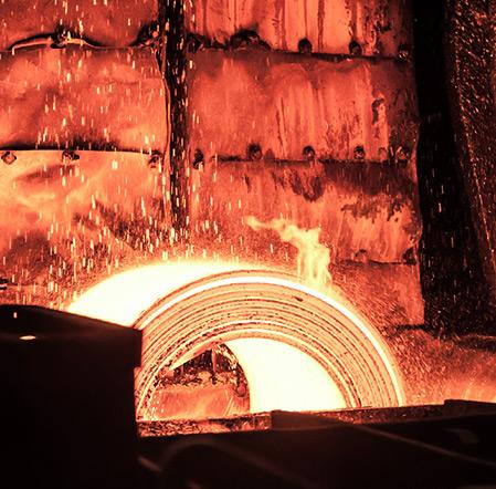 Industrieller Ofenbau