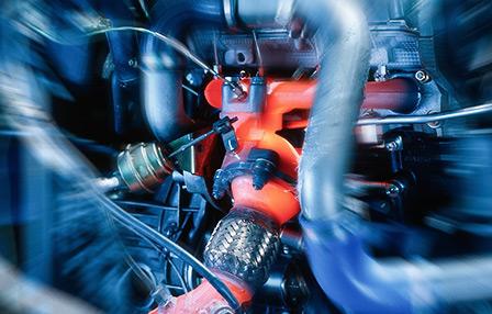 Motoren- und Prüfstandtechnik